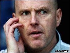 Steve Kean, Blackburn Rovers caretaker manager