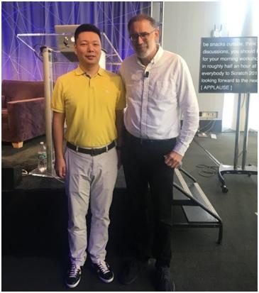 好未来摩比联手麻省理工大学 共同推动中国少儿编程教育发展