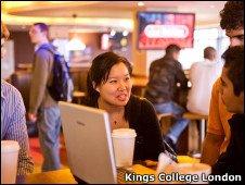 大学迎新系列:伦敦国王学院