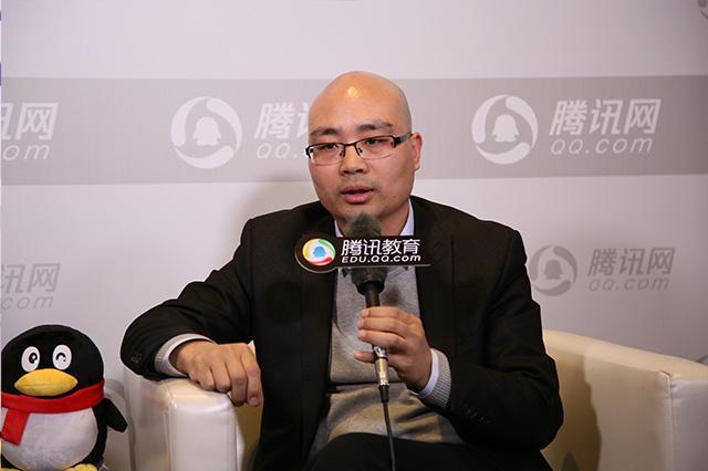 易赛思国际高中刘晓坤:让学生综合发展 潜质飞速提升