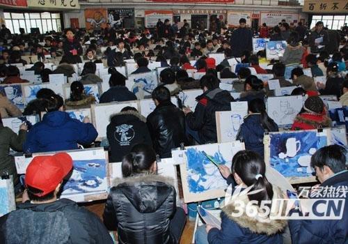 安徽艺术类二本征集志愿 41所高校征集256人