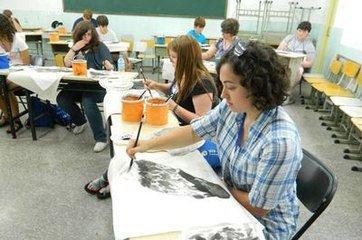美国高中有什么样的课外活动?