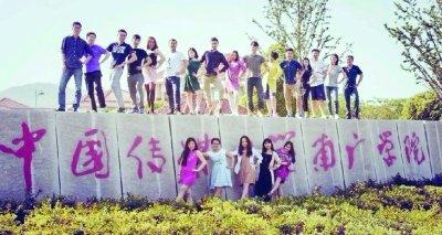 那些浪漫毕业照背后的初中文艺疯狂清新组故事青岛摸一图片