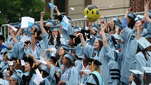 上大学仍是美最佳投资:本科学位均值百万美元