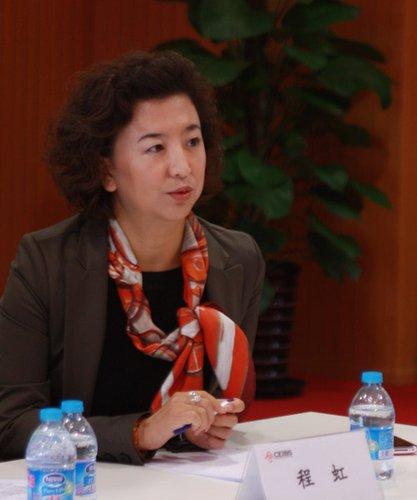 中国企业家俱乐部总经理程虹:在最忙时学习