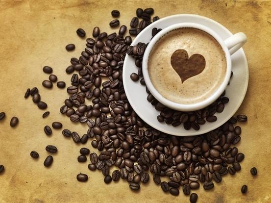 手绘星巴克咖啡壁纸