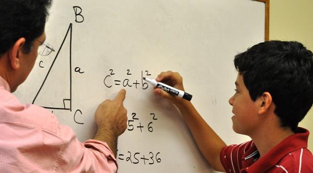 """为提升学生数学水平 英国引进中国教辅""""神书"""""""