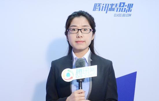 东方国际李淑玲:专业 适合自己的才是最好的