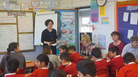 """""""上海数学教学法""""风靡英国小学"""