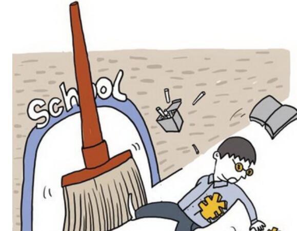 咸阳中学200名学生查无学籍 回应:多数已处理