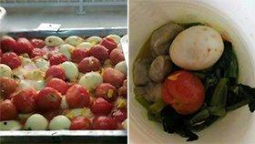 高校食堂神菜:整个番茄炒整个蛋