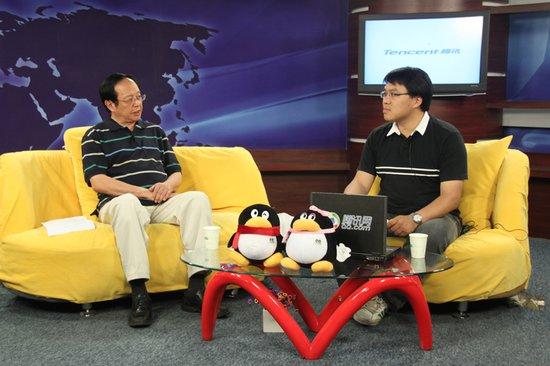 王大绩:2011高考语文作文题在继承中有发扬