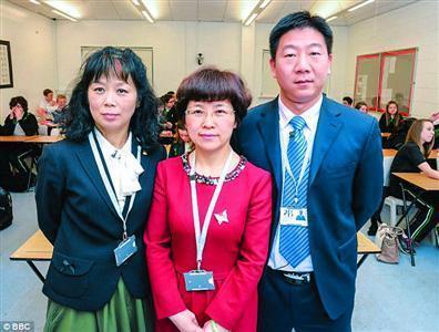 中国教师赴英国进行中国式教学将学生训哭 - 赣西之子(曾  锋) - 赣西之子(曾锋)博客