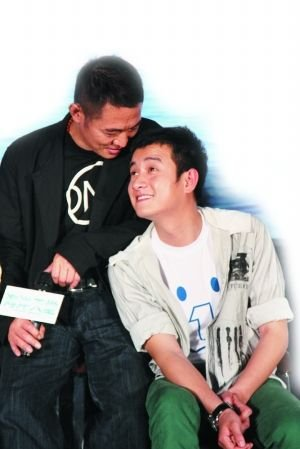 李连杰新片演绎单身父亲 感叹北影学生不如中戏
