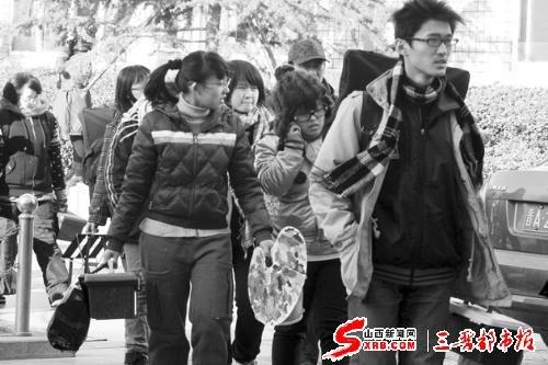 山西省艺考30日开考 5800多名考生参加