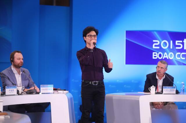 汪峰最励志演讲登央视:榜样的力量改变世界
