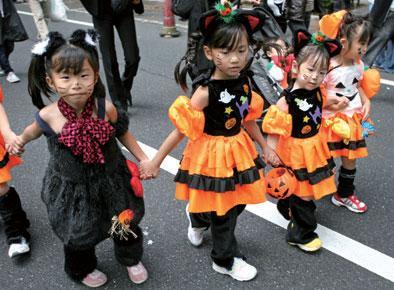 中国妈妈眼中的日本幼儿园10大怪
