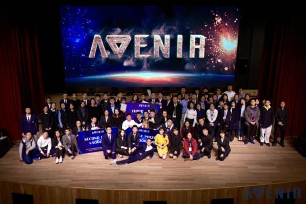 北京十一学校举办高高中商赛百名高中生模拟考水准托福图片