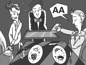 情景对话:教你如何在西餐厅用英语结账买单