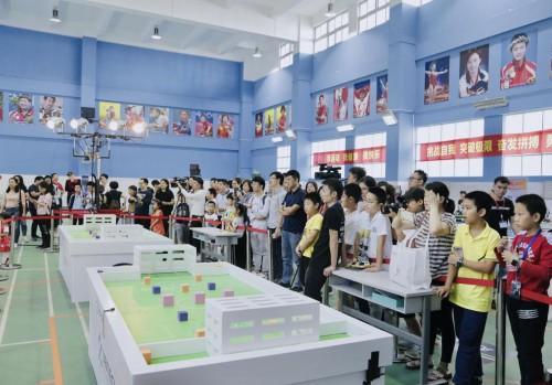 优必选正式成为世界机器人大赛赛事合作伙伴 以赛带学助力AI教育