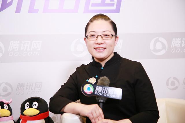 六力国际学校郭彬:大程度上调动了学生主动学习