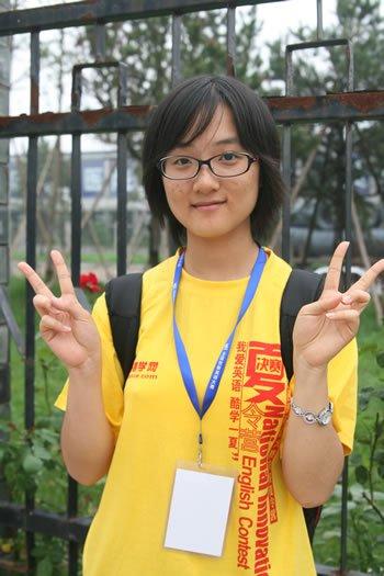 第十届全国创新英语大赛冠军李清扬获奖感言