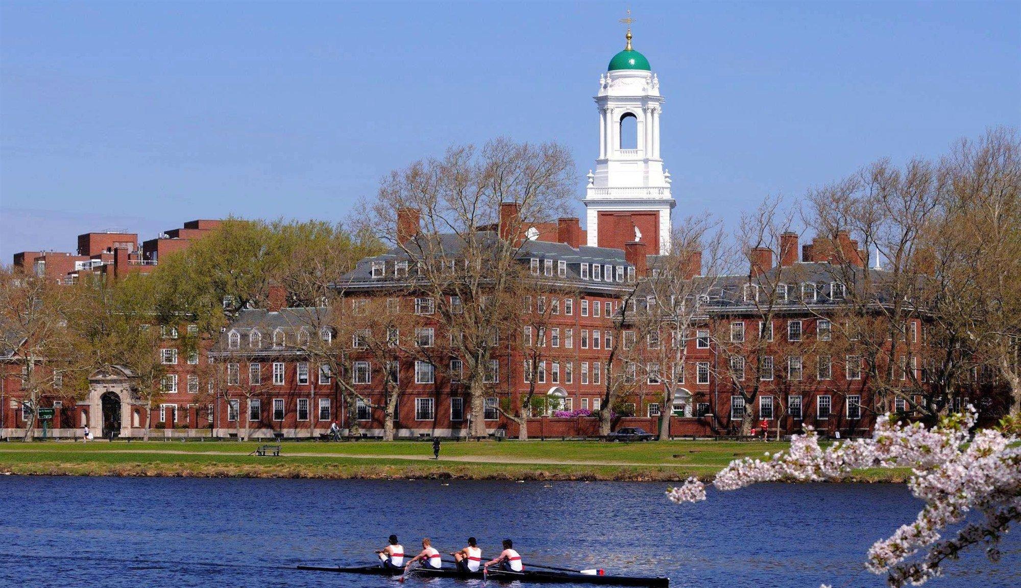 世界大学排名发布:哈佛居首,清华位列第50