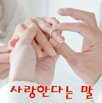 相约情人节 浪漫韩语爱情告白