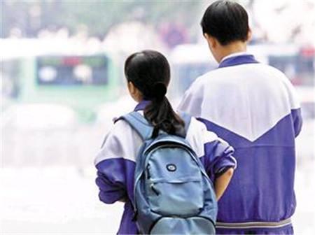 """高中生早恋调查:""""第三者""""成为分手主要原因"""