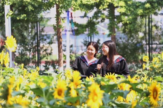北师大开展毕业季特色活动 包二十万只送行饺