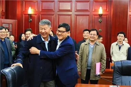 武汉大学官方微信披露校长李晓红已离任