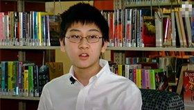 学霸!15岁华裔男生美国高考满分