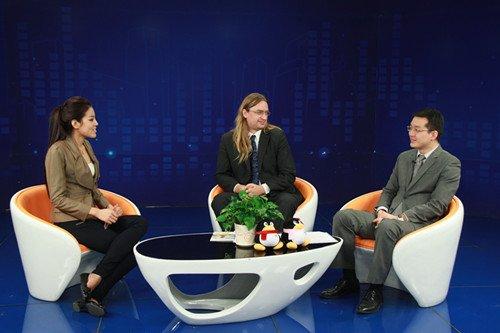 教育展访谈:德国展团 9个精英大学6个来华