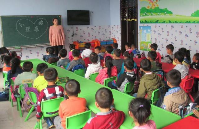 宁夏:专职老师缺乏致中小学心理健康课如鸡肋