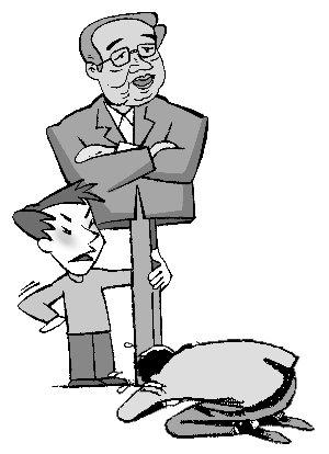 老师下跪能否教育学生众人议 这一跪值不值?