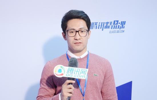新东方前途李春辉:实习经历早做规划