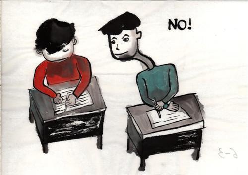 18幅小学生小学《漫画》蹿红让正量一目了年级温泉守则作文三图片