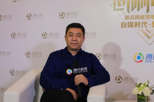 专访清大东方学术专家赵瑞锋:消防教育前景广