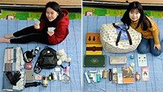 放假!大学生的行李里装了什么?