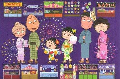 樱桃小丸子:从动漫角度对日本昭和家庭像分析