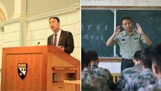 乡村校长哈佛演讲:教育无拒绝权