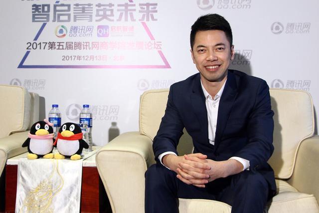 中财商学院14届联合主席王宇昌:把握需求快速链接