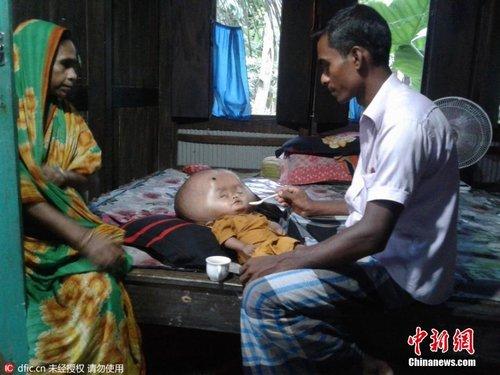 揭秘孟加拉国女童妓