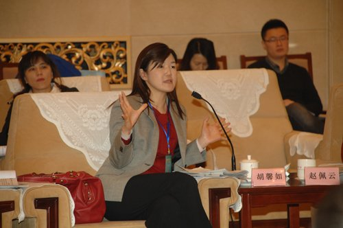 胡馨如:帮宝适 助力中国宝宝有质量的成长