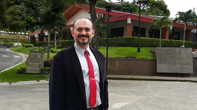 INCAE商学院院长Luis:为中外企业家建桥梁