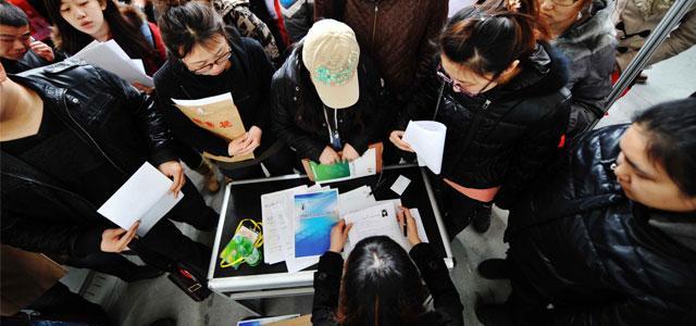 报告称中国新增海归人数已超高校毕业生预计增量