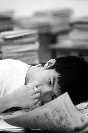 考生治失眠 不可只靠安眠药