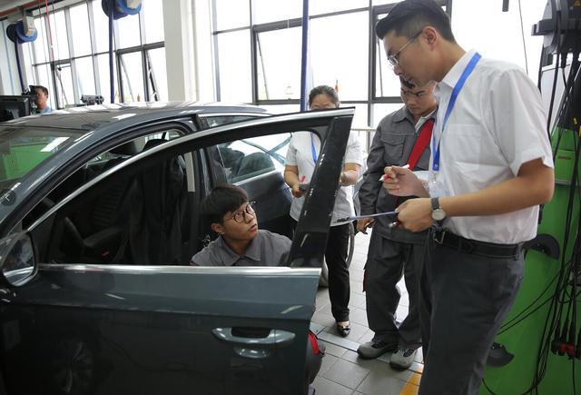 北京市职业教育教学改革现场会在昌平职业学校召开