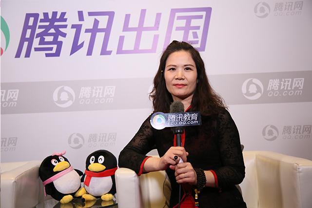 桂誉教育总经理王保淑:从孩子本身出发 做长期规划