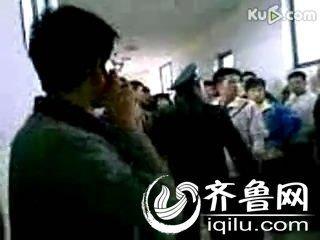 山东师范大学学生抢考研自习室引发群殴(图)